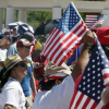 Immigration law supporters rally in Arizona